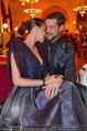 Filmball Vienna - das Fest - Rathaus - Fr 14.03.2014 - Cathy ZIMMERMANN, Fabian PLATO91