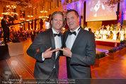 Filmball Vienna - das Fest - Rathaus - Fr 14.03.2014 - Mike KRAUS, Dave KAUFMANN96