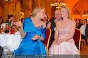Filmball Vienna - das Fest - Rathaus - Fr 14.03.2014 - Daryl HANNAH, Erika SUESS, Edi FINGER99