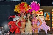 Sportmagazin Bikinigala - MQ Halle E - Di 18.03.2014 - Juliana MARTINS, Samba-T�nzerinnen13