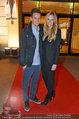 Sportmagazin Bikinigala - MQ Halle E - Di 18.03.2014 - Daniel WOLF, Patricia KAISER18