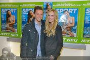 Sportmagazin Bikinigala - MQ Halle E - Di 18.03.2014 - Daniel WOLF, Patricia KAISER20