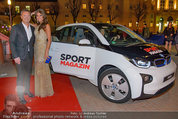 Sportmagazin Bikinigala - MQ Halle E - Di 18.03.2014 - Juliana MARTINS, Christian BURGSTALLER7
