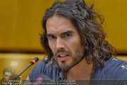 Russell Brand Vortrag - UNO City - Di 18.03.2014 - Russell BRAND1