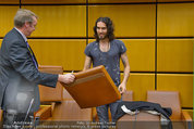 Russell Brand Vortrag - UNO City - Di 18.03.2014 - Russell BRAND, M. TRACE11
