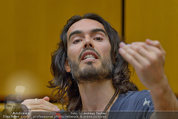 Russell Brand Vortrag - UNO City - Di 18.03.2014 - Russell BRAND27