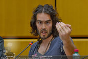 Russell Brand Vortrag - UNO City - Di 18.03.2014 - Russell BRAND29