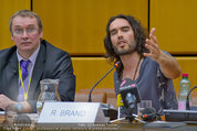 Russell Brand Vortrag - UNO City - Di 18.03.2014 - Russell BRAND, M. TRACE31