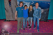 Cerro Torro Kinopremiere - Village Cinemas - Di 18.03.2014 - David LAMA, Julia DUJMOVITS, Peter ORTNER, Thomas DIRNHOFER19