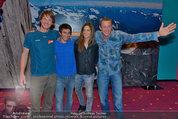 Cerro Torro Kinopremiere - Village Cinemas - Di 18.03.2014 - David LAMA, Julia DUJMOVITS, Peter ORTNER, Thomas DIRNHOFER20