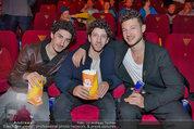 Cerro Torro Kinopremiere - Village Cinemas - Di 18.03.2014 - Nuriel, Elior, Ilan und Nadiv MOLCHO (einer fehlt)29