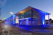 Re-Opening und BMW i8 Vorstellung - BMW Wien - Do 20.03.2014 - BMW Wien Au�enansicht, Architektur, Geb�ude1