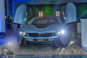 Re-Opening und BMW i8 Vorstellung - BMW Wien - Do 20.03.2014 - BMW i8107