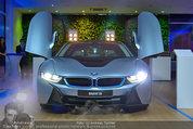 Re-Opening und BMW i8 Vorstellung - BMW Wien - Do 20.03.2014 - BMW i8108