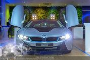 Re-Opening und BMW i8 Vorstellung - BMW Wien - Do 20.03.2014 - BMW i8109