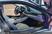 Re-Opening und BMW i8 Vorstellung - BMW Wien - Do 20.03.2014 - BMW i8110