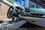 Re-Opening und BMW i8 Vorstellung - BMW Wien - Do 20.03.2014 - BMW i8111