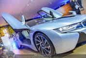 Re-Opening und BMW i8 Vorstellung - BMW Wien - Do 20.03.2014 - BMW i8112