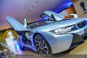 Re-Opening und BMW i8 Vorstellung - BMW Wien - Do 20.03.2014 - BMW i8113