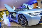 Re-Opening und BMW i8 Vorstellung - BMW Wien - Do 20.03.2014 - BMW i8114