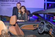 Re-Opening und BMW i8 Vorstellung - BMW Wien - Do 20.03.2014 - Manfred und Nelly BAUMANN, Gunther GILLIAN22