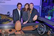 Re-Opening und BMW i8 Vorstellung - BMW Wien - Do 20.03.2014 - Manfred und Nelly BAUMANN, Gunther GILLIAN25