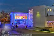 Re-Opening und BMW i8 Vorstellung - BMW Wien - Do 20.03.2014 - BMW Wien Au�enansicht, Architektur, Geb�ude3