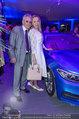 Re-Opening und BMW i8 Vorstellung - BMW Wien - Do 20.03.2014 - Christian und Ekaterina MUCHA51