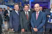 Re-Opening und BMW i8 Vorstellung - BMW Wien - Do 20.03.2014 - Werner WALTER, Kurt EGLOFF, Nicolas PETER74