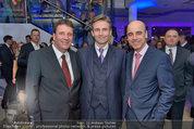 Re-Opening und BMW i8 Vorstellung - BMW Wien - Do 20.03.2014 - Werner WALTER, Kurt EGLOFF, Nicolas PETER75