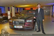 Re-Opening und BMW i8 Vorstellung - BMW Wien - Do 20.03.2014 - das neuestes ROLLS ROYCE Modell76