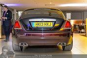Re-Opening und BMW i8 Vorstellung - BMW Wien - Do 20.03.2014 - das neuestes ROLLS ROYCE Modell79