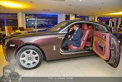 Re-Opening und BMW i8 Vorstellung - BMW Wien - Do 20.03.2014 - das neuestes ROLLS ROYCE Modell83