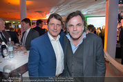 Re-Opening und BMW i8 Vorstellung - BMW Wien - Do 20.03.2014 - Christian SPATZEK, Markus HINTERH�USER87
