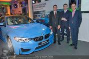 Re-Opening und BMW i8 Vorstellung - BMW Wien - Do 20.03.2014 - Werner WALTER, Kurt EGLOFF, Nicolas PETER89