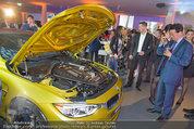 Re-Opening und BMW i8 Vorstellung - BMW Wien - Do 20.03.2014 - 95