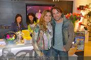 Late Night Shopping - Mondrean Store - Mo 24.03.2014 - Uwe KR�GER, Andrea BOCAN104