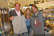 Late Night Shopping - Mondrean Store - Mo 24.03.2014 - Thomas und Andrea BOCAN, Uwe KR�GER119