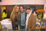 Late Night Shopping - Mondrean Store - Mo 24.03.2014 - Yvonne RUEFF, Uwe KR�GER, Claudia KRISTOVIC-BINDER49