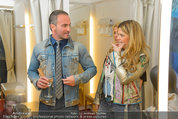 Late Night Shopping - Mondrean Store - Mo 24.03.2014 - Christopher WOLF, Andrea BOCAN53