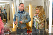 Late Night Shopping - Mondrean Store - Mo 24.03.2014 - Christopher WOLF, Andrea BOCAN54