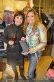 Late Night Shopping - Mondrean Store - Mo 24.03.2014 - Marion FINGER, Andrea BOCAN7