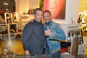 Late Night Shopping - Mondrean Store - Mo 24.03.2014 - Robert LETZ, Christopher WOLF75