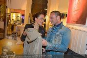 Late Night Shopping - Mondrean Store - Mo 24.03.2014 - Atousa MASTAN, Christopher WOLF77