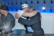 ATV Wien Tag & Nacht Party - LVL7 - Fr 28.03.2014 - Georg FECHTER umarmt Richard LUGNER65