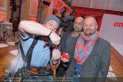 Otto Sommer Modenschau - Sofiensäle - Mo 31.03.2014 - G�nther L�FFELMANN mit Team10
