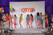 Otto Sommer Modenschau - Sofiensäle - Mo 31.03.2014 - Gruppenfoto Models und Promis186