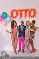 Otto Sommer Modenschau - Sofiensäle - Mo 31.03.2014 - Amina DAGI, Yemisi RIEGER, Alemande BELFOR, Lydia OBUTE217