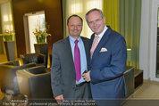 Dinner of Fame - Rainers Hotel Wien - Di 01.04.2014 - Burkhard ERNST, Karl MAHRER10