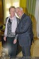 Dinner of Fame - Rainers Hotel Wien - Di 01.04.2014 - Werner MATT mit Ehefrau Elke12